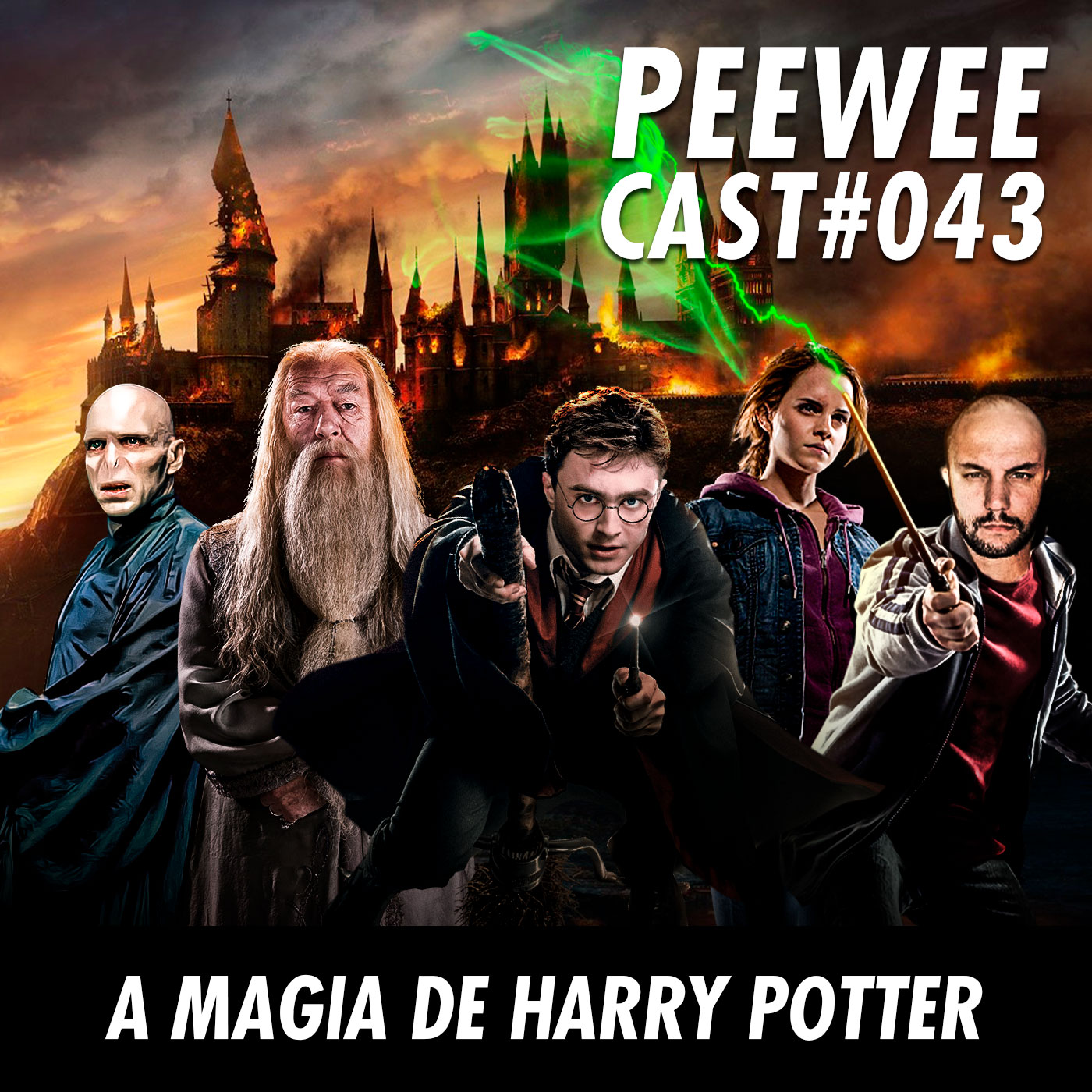 #043 – A MAGIA da saga HARRY POTTER!