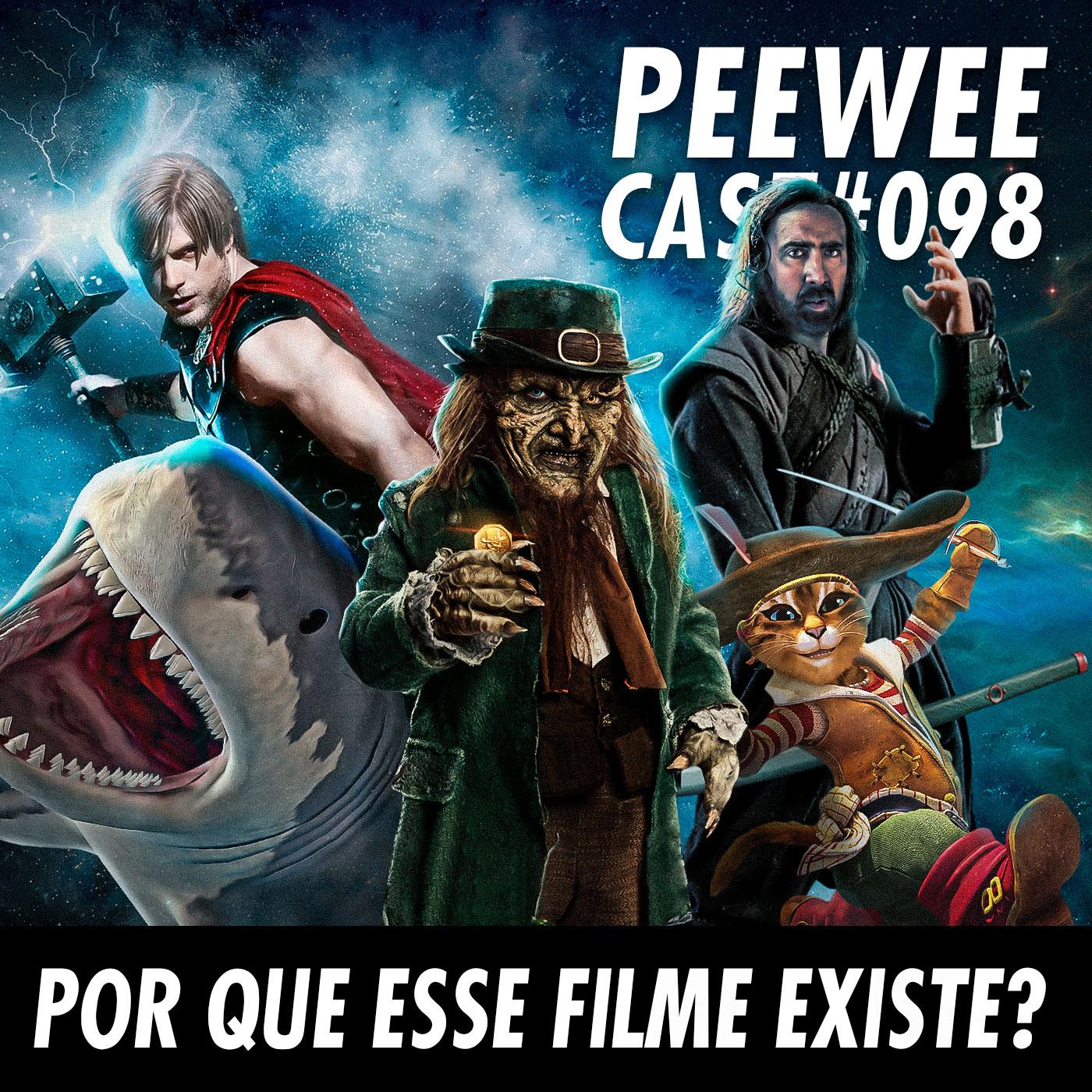 PWC98 – POR QUE esses filmes BIZARROS existem?!