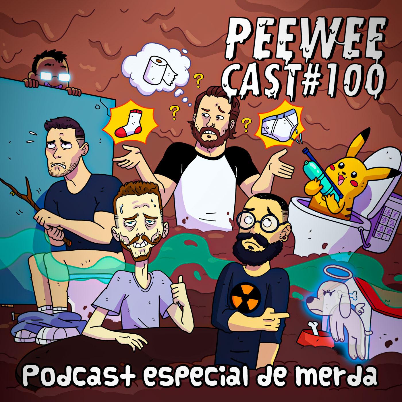 PWC100 – O PODCAST DE M3RDA