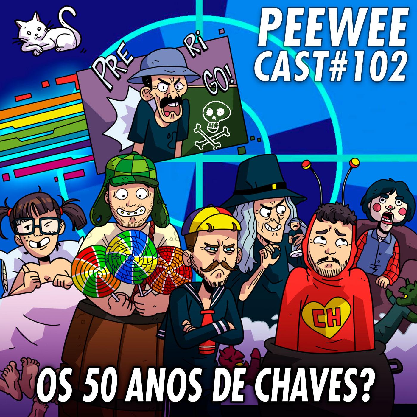 PWC102 – 50 Anos de CHAVES? e as BRIGAS que RACHARAM o Elenco!