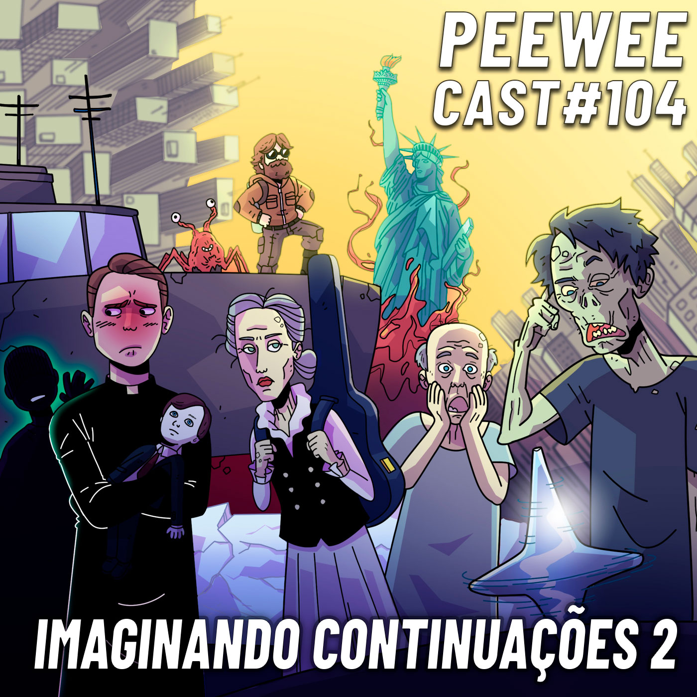 PWC104 – Continuações ABSURDAS PT.2
