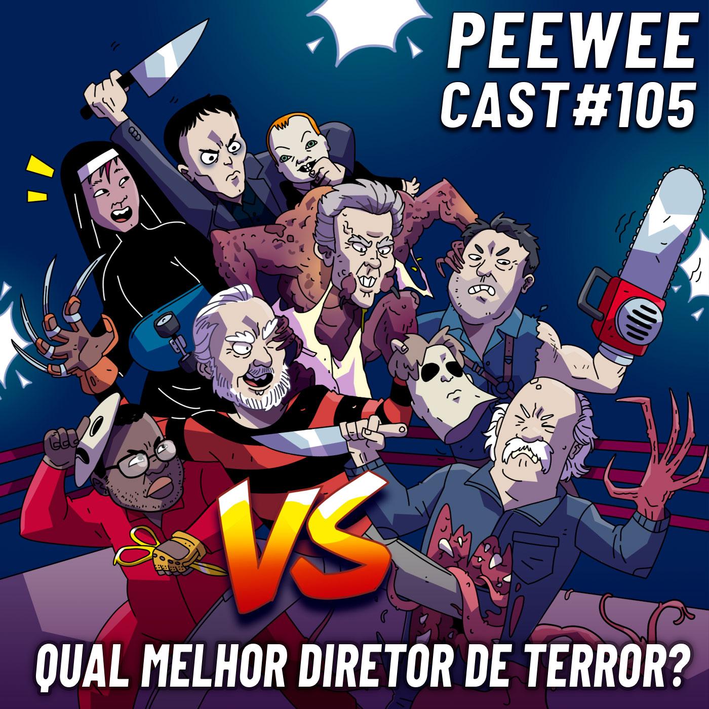 PWC105 – Qual o MAIOR Diretor de HORROR da História!?