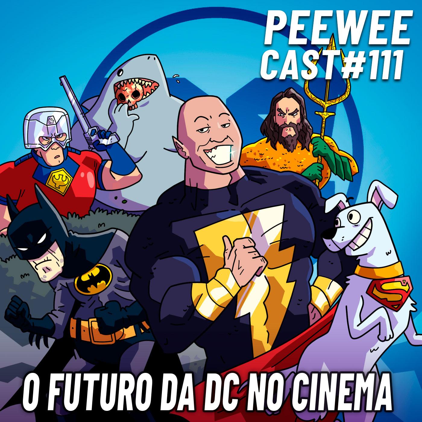 PWC111 – O Esquadrão Suicida e o Futuro da DC no Cinema
