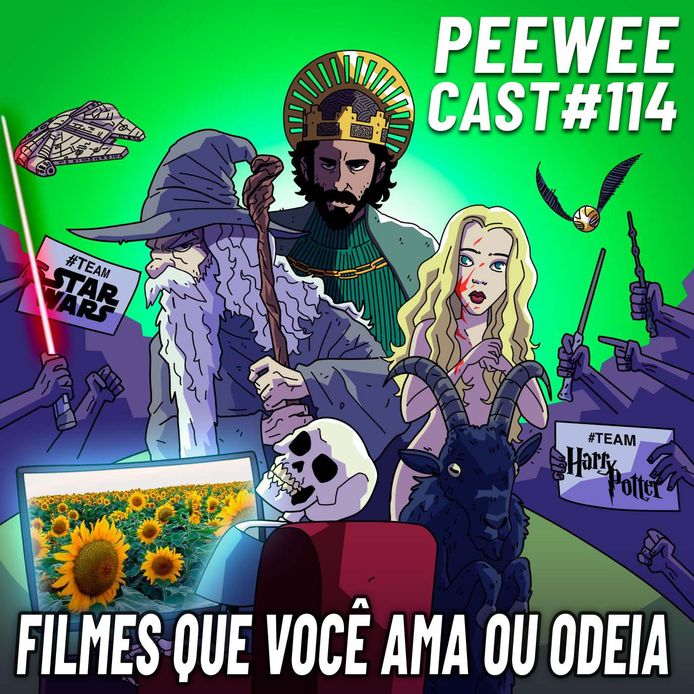PWC114 – AME ou ODEIE: Os Filmes mais DIVISIVOS